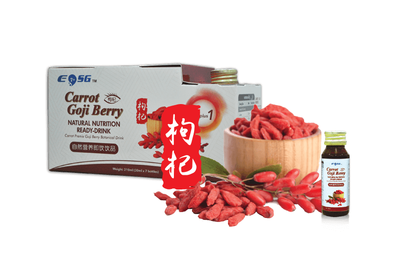 Carrot Goji Berry