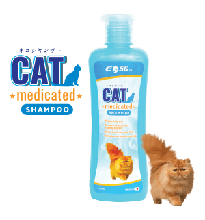 Cat Shampoo Medicated