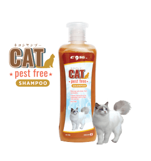 Cat Shampoo Pest Free