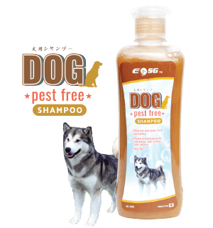Dog Shampoo Pest Free